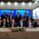 STM'den su altı iletişiminde global iş birliği