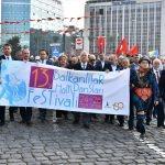 Balkanlılar Halk Dansları Festivali başladı