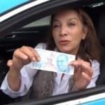 İranlı turistler kadın taksiciyi ağlattı!