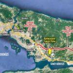 İstanbul trafiğini rahatlatacak yeni yol geliyor!