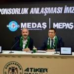 Konyaspor'dan sürpriz sponsorluk anlaşması