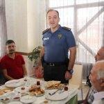 Erdemli'de gaziler için yemek