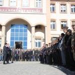 Sivas Valisi Gül'den veda ziyaretleri