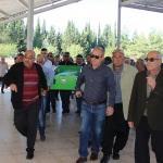Antalya'da eğitim uçağının düşmesi
