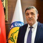 Harran Üniversitesi Rektörü Prof. Dr. Taşaltın, görevinden istifa etti