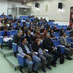 """""""Dil-Kimlik İlişkisi, Türk'ün Diline Düşen Türk"""" konferansı"""