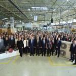 Arçelik-LG ticari klimada yerli üretim payını yüzde 25'e çıkaracak