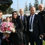 Trabzonspor, Bursaspor maçı hazırlıklarını sürdürdü
