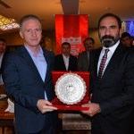 Demir Grup Sivasspor'dan valiye veda programı