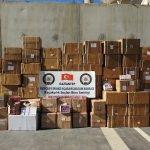 Gaziantep'te ilaç kaçakçılığı operasyonu