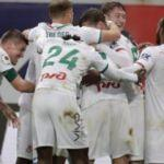 Lokomotiv Moskova, seriyi 5 maça çıkarttı