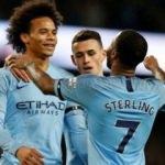 Manchester City durdurulamıyor: 6-1