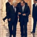 Sisi'den Abbas'a teklif: Sina'da devlet kuralım