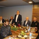 Afjet Afyonspor moral yemeğinde buluştu