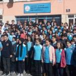 Gaziler anılarını öğrencilerle paylaştı