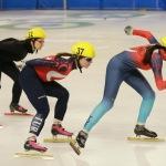 Sürat Pateni Federasyon Kupası-2 yarışları sona erdi