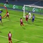 Gomis jeneriklik gol attı, Arap spiker çıldırdı!