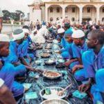 İDDEF'ten Gine'de aşevi hizmeti