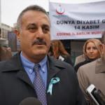 """""""Diyabetle mücadele aileden başlamalı"""""""