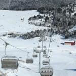 2 bin rakımlı yayladaki kayak merkezi turizme katkı sunacak