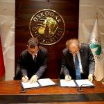 ŞÜ'den Genç Bilimler Akademisi iş birliği protokolü