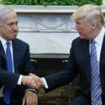 Netanyahu'dan Trump'a Golan teşekkürü!