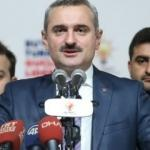 Şenocak açıkladı: İstanbul için 455 aday adayı var