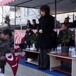 Enez'in işgalden kurtuluşu törenle kutlandı