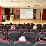 Çukurcalı kadınlara eğitim semineri