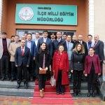 Erciş'te eğitim sorunları masaya yatırıldı