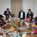 Halk eğitim kurslarına yoğun ilgi