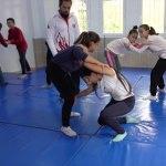 Şampiyon öğretmenin sporcu öğrencileri