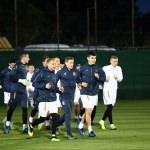 Türkiye-Ukrayna hazırlık maçına doğru