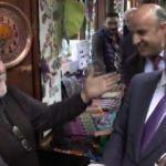 Esnafın şarkısı Bakan Albayrak'ı kahkahaya boğdu