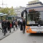 Gaziantep'te aylık 12 milyon yolcu taşınıyor