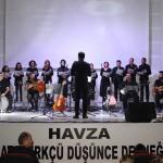 Havza'da Öğretmenler Günü konseri