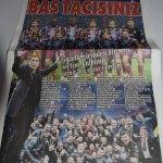 Trabzon yerel gazetelerinde Fenerbahçe galibiyeti