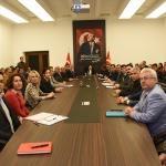 Muğla'da Okul Güvenliği Değerlendirme Toplantısı