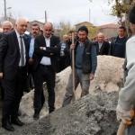 Başkan Tatlıoğlu'nun mahalle ziyaretleri