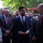 Erdoğan'ın gençlerle sohbeti tebessüm ettirdi