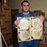 Devlet desteğiyle yılda 60 ton bal üretiyor