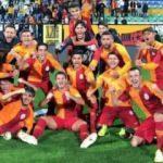 Galatasaray'dan Lokomotiv'e ilk darbe!