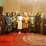 Tarihi camide sabah namazı buluşması