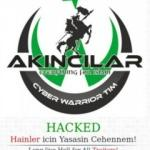 Türk hackerlardan PKK'lılara siber saldırı