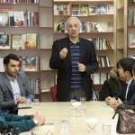 """Karamanlı'da """"Kütüphane ve Okur-Yazar Buluşmaları"""""""