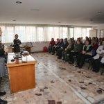 Yenimahalle'de kanser semineri düzenlendi