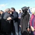 AK Parti adayı Takva'ya coşkulu karşılama