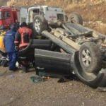 Ankara'ya adaylık başvurusuna giderken kazada öldü