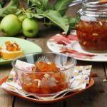 Çam fıstıklı şeftali reçeli nasıl yapılır?