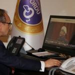 """Vali Yavuz, AA'nın """"Yılın Fotoğrafları"""" oylamasına katıldı"""